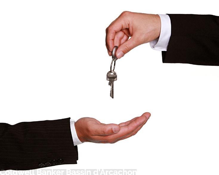 gestion par agence biens immobiliers en location saisonnière
