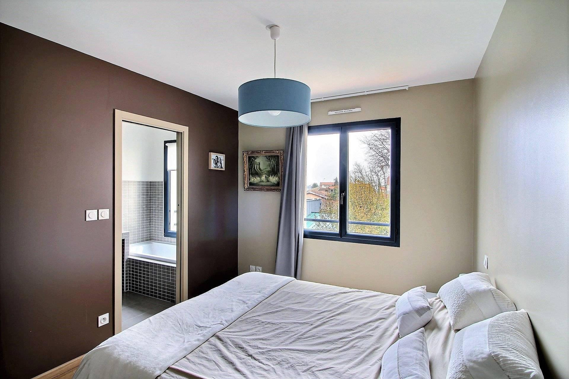 Maison contemporaine familiale 4 chambres vendre proche bordeaux le bouscat coldwell banker - Maison contemporaine bordeaux ...