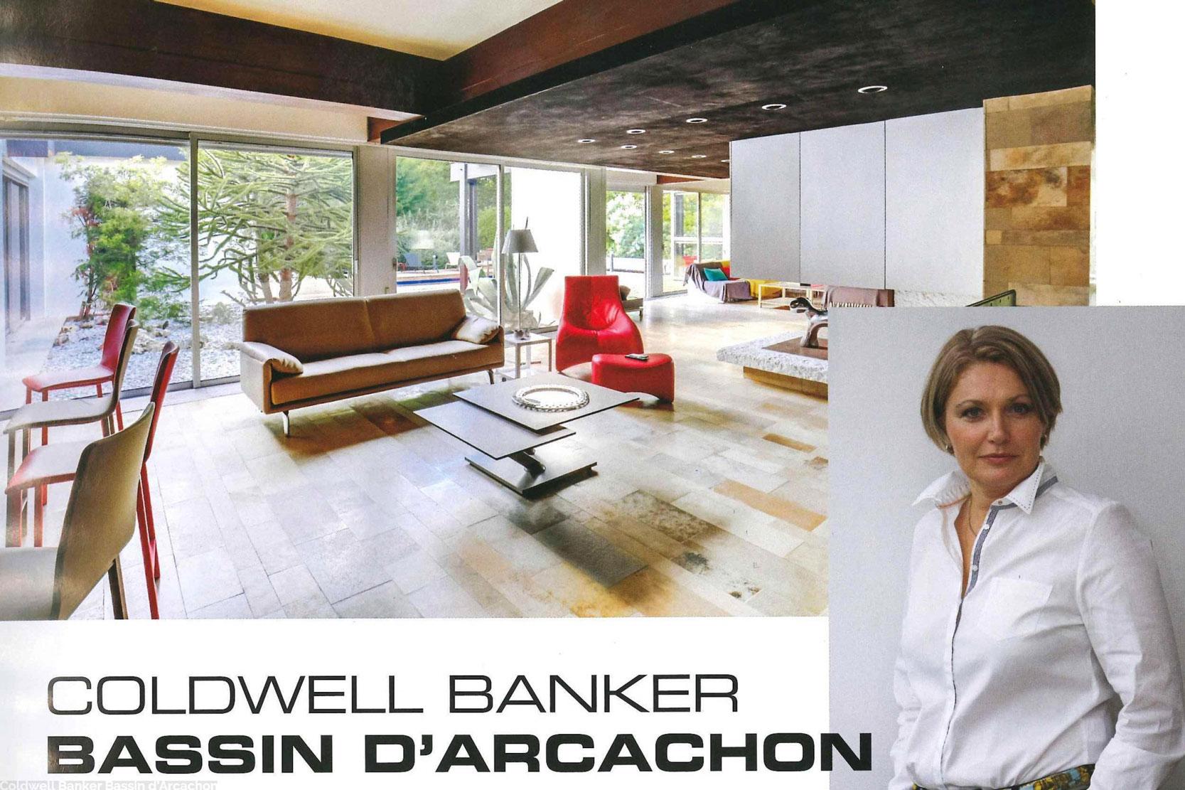 Agence immobilière de luxe Arcachon Le Moulleau Bassin d'Arcachon