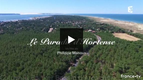 Replay emission paradis d'hortense cap ferret 25 septembre 2017