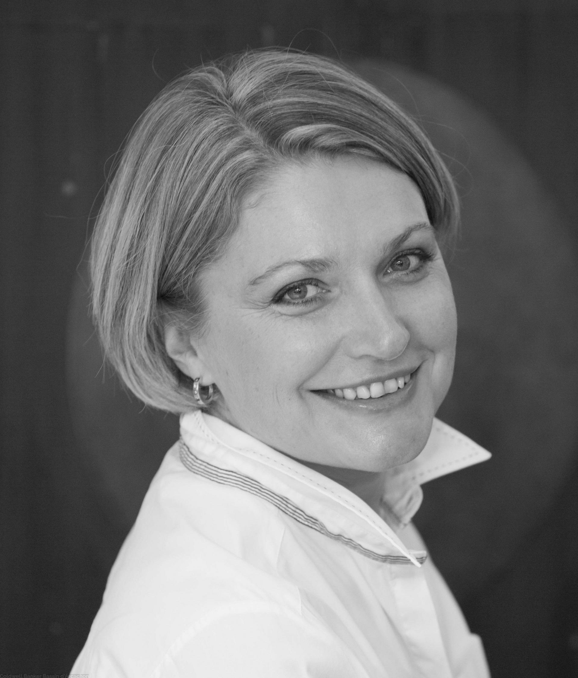Marina TONNEAU Présidente de COLDWELL BANKER Bordeaux Premium
