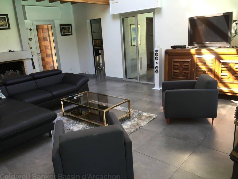 vente maison d'architecte 3 ou 4 chambres lege cap ferret