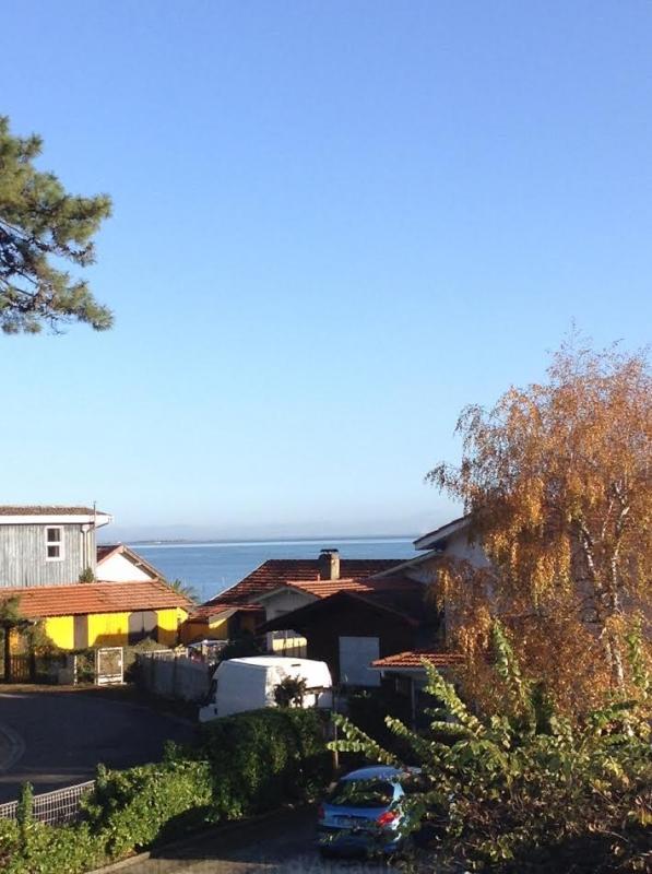 location saisonnière pour 2 avec vue sur le bassin d'arcachon