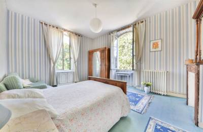 Vente Maison / Villa DORDOGNE-PERIGORD Secteur Bergerac Propriété de 30 hectares avec un très beau Chateau du 19ème et une villa rénovée avec piscine