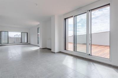 Vente Appartement BORDEAUX QUAIS DE BACALAN Appartement neuf de 160 m² au 4ème et dernier étage