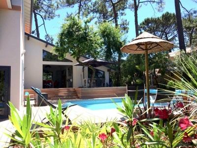 Acheter une villa récente à Arcachon avec piscine et 4 chambres
