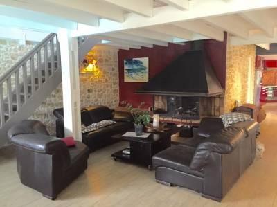 Vente Maison / Villa LA TESTE DE BUCH PORT DU ROCHER Villa contemporaine récente avec piscine