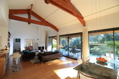 Vente Maison / Villa LANDES MOLIETS ET MAA - 40660 BELLE VILLA D'ARCHITECTE AVEC PISCINE sur le golf de Molliets à pied de la plage