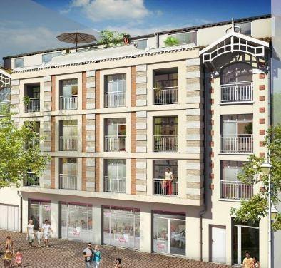 acheter un appartement neuf T3 au centre d'Arcachon dans une résidence de standing proche des plages et des commerces