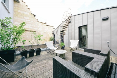 vente maison villa bordeaux chartrons maison d. Black Bedroom Furniture Sets. Home Design Ideas