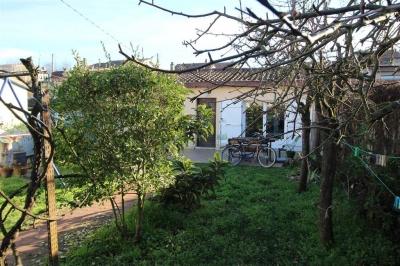 Proche Bordeaux - Begles - échoppe a vendre dans un quartier residentiel calme