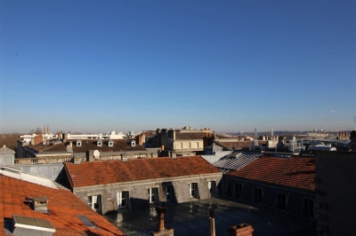 appartement bordeaux vue dégagée avec terrasse