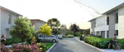 Acheter une villa neuve au Haillan proche Bordeaux avec 3 chambres