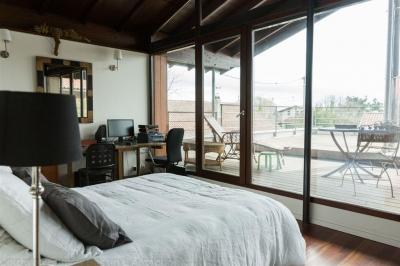 Vente Maison / Villa LEGE CAP FERRET PETIT PIQUEY Villa d'architecte avec vue Bassin - plage à pied