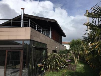 Lege Cap Ferret - Petit Piquey - Villa d'architecte à vendre - 5 chambre - vue mer - proche plage