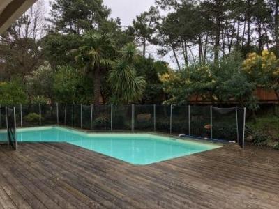 acheter une villa avec piscine et 5 chambres au Cap Ferret - Le Canon - proche plage