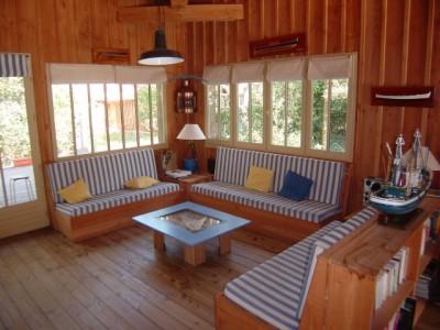 Agence Coldwell Banker du Cap-Ferret loue villa 5 chambres au Cap-Ferret