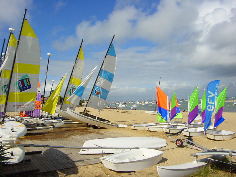 Club de voile cap-ferret agence locations coldwell banker