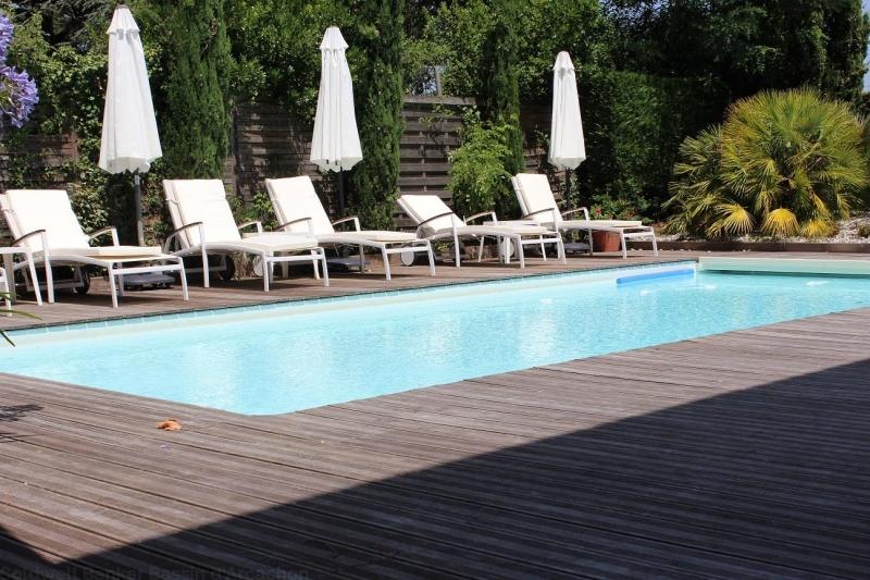 Piscine Cap-Ferret Centre villa Vacances