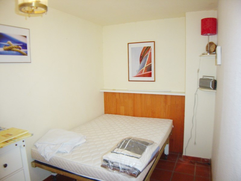 Location appartement 1 chambre - 4 personnes - avec grande terrasse côté piscine CAP-FERRET CENTRE