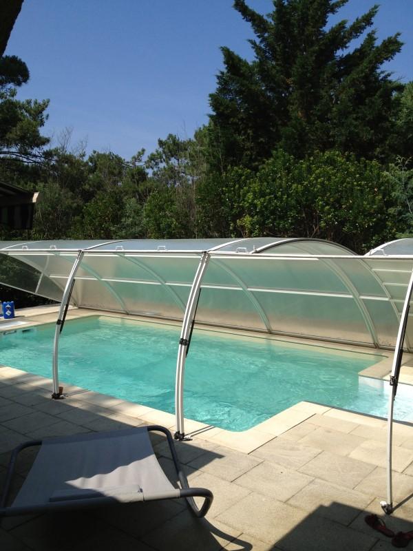 Location villa CAP-FERRET LA VIGNE 4 chambres - 8 personnes - avec piscine - plages du bassin à pied