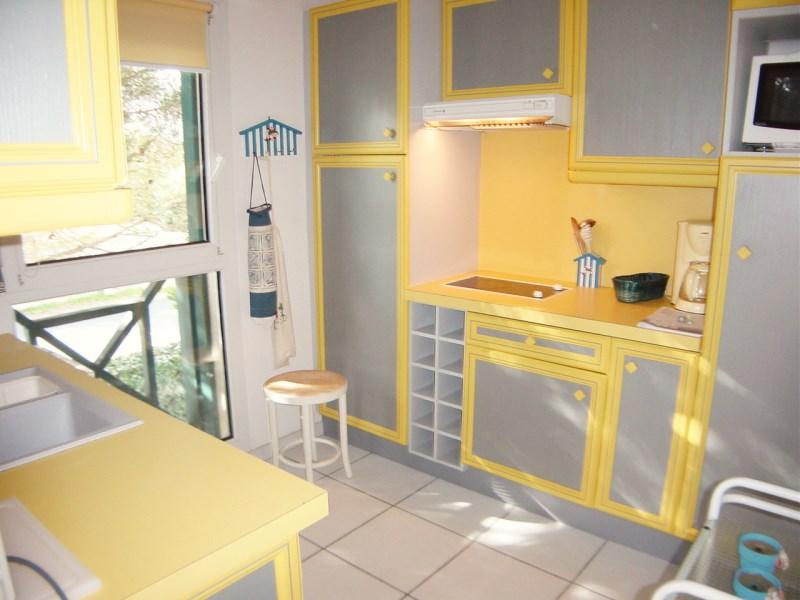 Location appartement 3 chambres - 6 personnes - avec splendide vue sur le bassin CAP-FERRET PROCHE DEBARCADERE