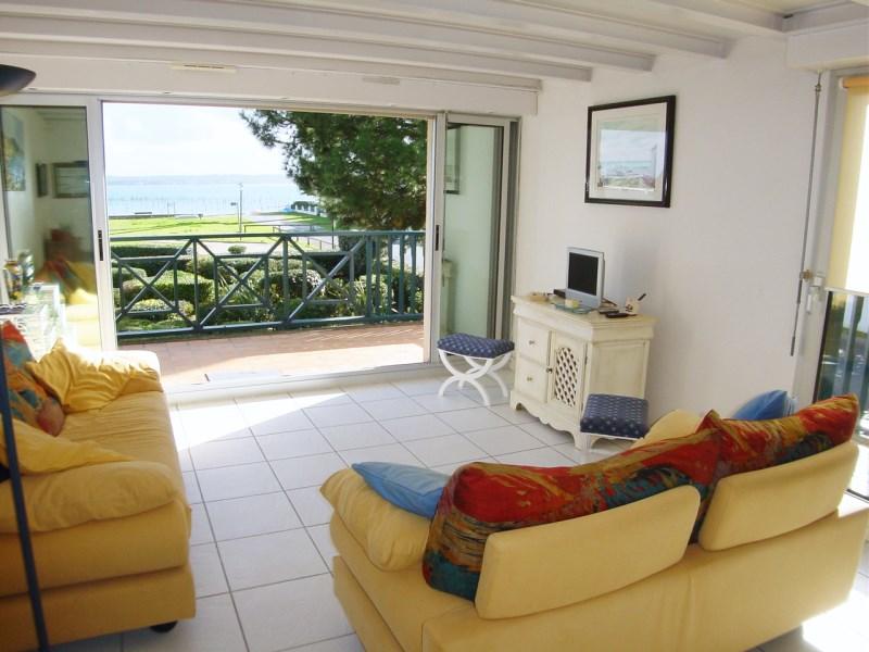 Appartement pour 6 personnes avec vue sur bassin d'arcachon