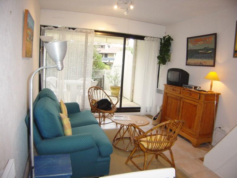 Location appartement dans résidence avec piscine cap ferret