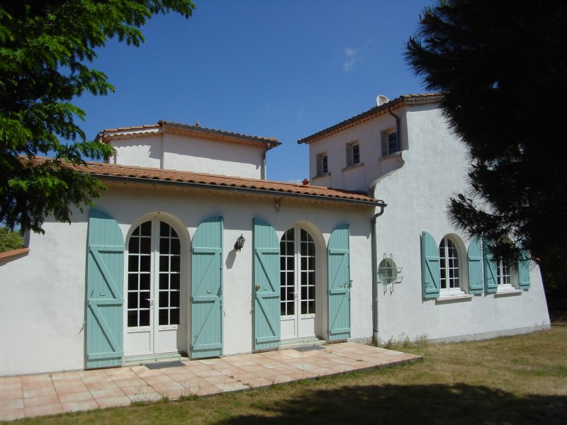 Villa 10 couchages à louer dans le centre du cap-ferret