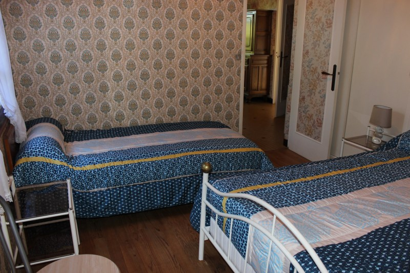 sur le bassin d'Arcachon villa à louer 3 chambres