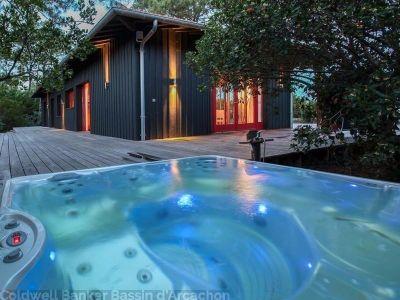les plus belle villas en location saisonnière bassin arcachon