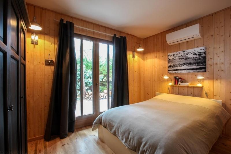 Belles prestations pour cette villa à louer au Cap-Ferret