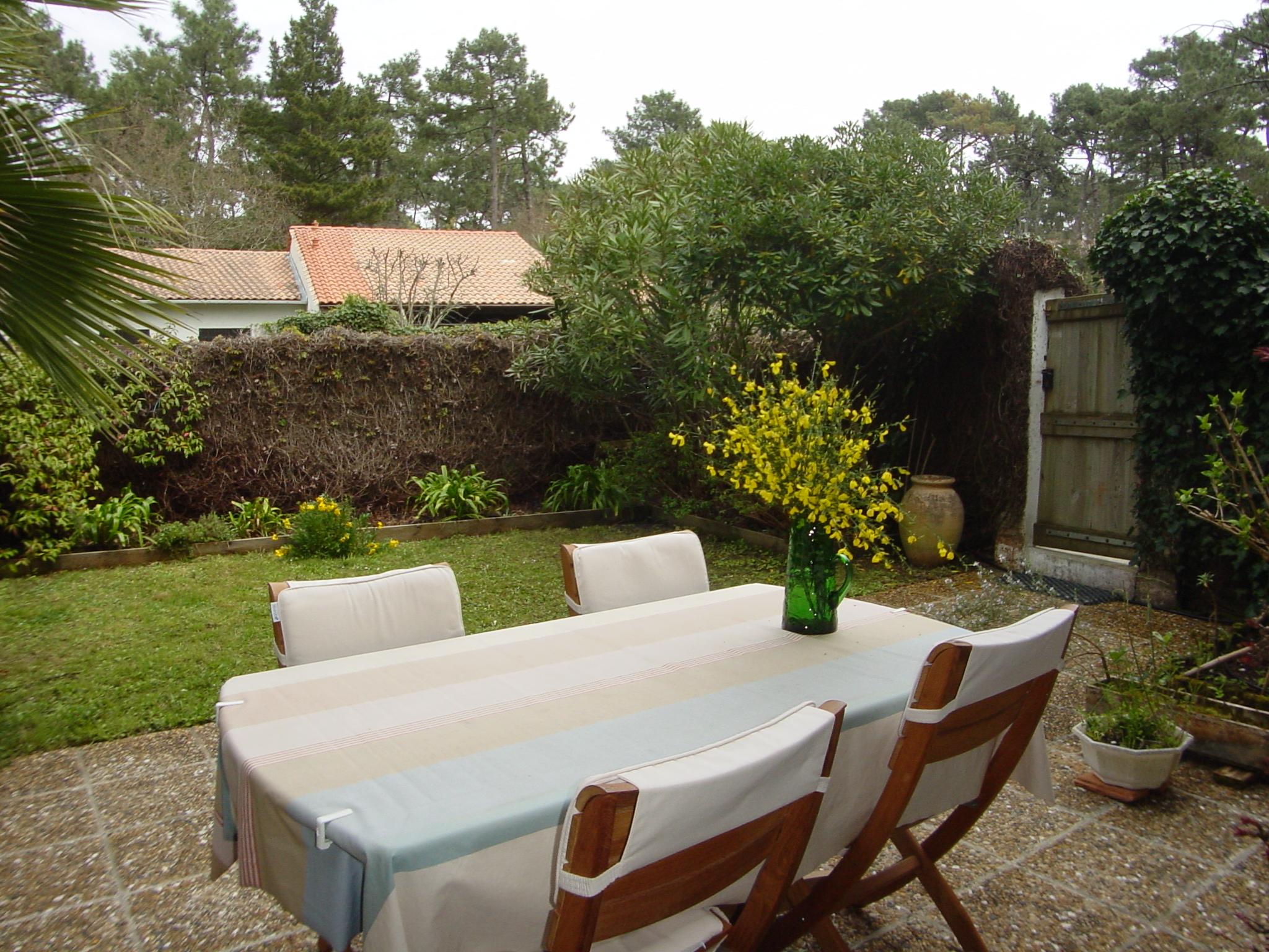 A louer villa 4 chambres cet été proche du Cap-Ferret
