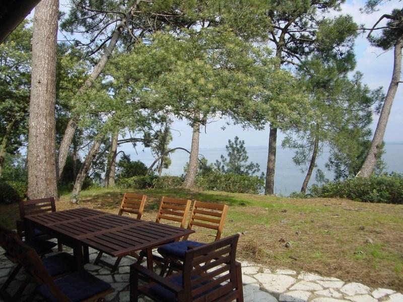 villa avec vue sur le bassin d'Arcachon proche du cap-ferret