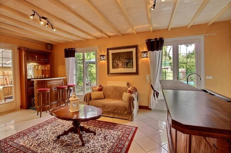 Location villa CAP-FERRET 2 chambres - 4 personnes - beaucoup de charme avec piscine