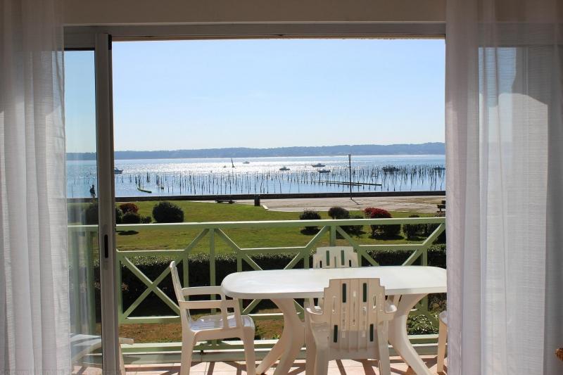 Appartement à louer pour 7 personnes avec magnifique vue sur le bassin d'Arcachon