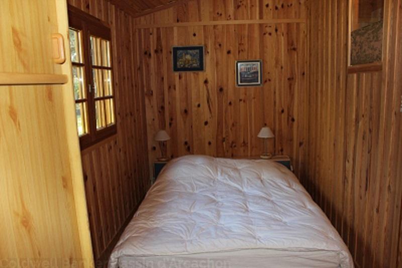 villa en bois de charme à louer à la pointe du cap-ferret*