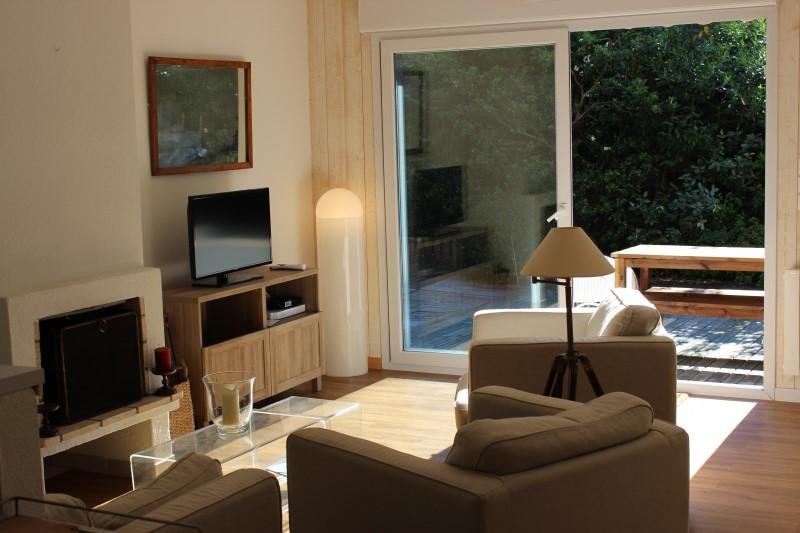 Jolie maison de charme à louer centre Cap-Ferret