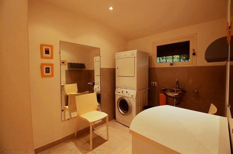 Location villa 2 chambres - 4 personnes - décoration soignée - plage du Bassin et commerces à pied GRAND-PIQUEY