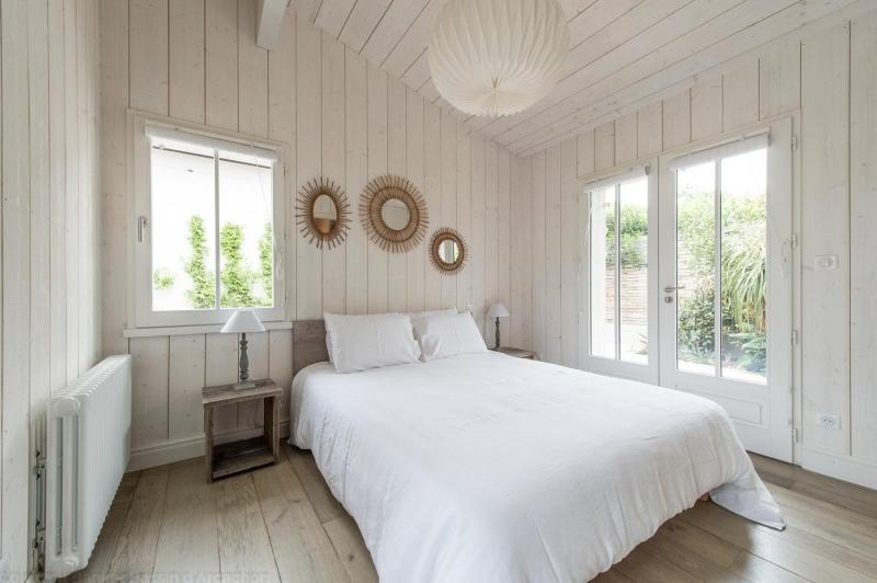 Location villa 4 chambres - 8 personnes - avec piscine - proche marché CAP-FERRET