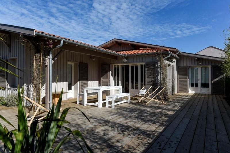 Villa de charme à louer centre cap-ferret