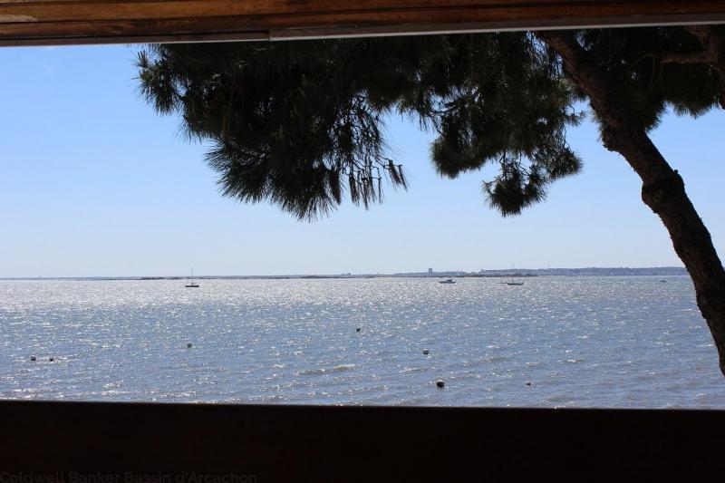 Location en première Bassin d'Arcachon accès direct à la plage