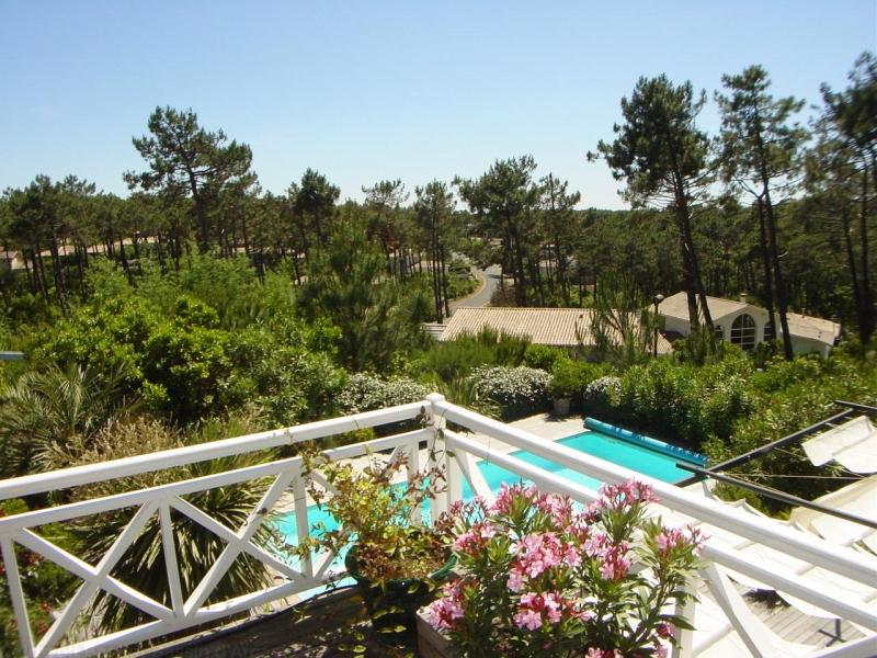 A louer pour cet été villa avec piscine 4 chambres proche cap-ferret