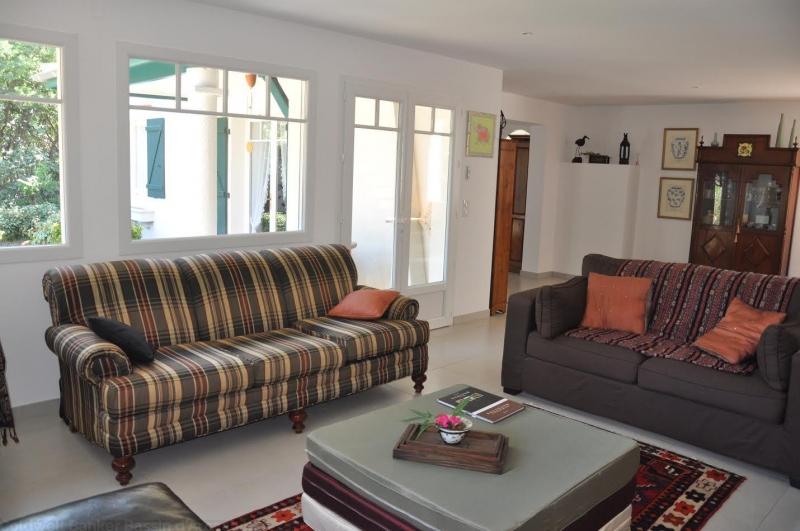 A louer cet été agréable villa à proximité de tout au cap-ferret