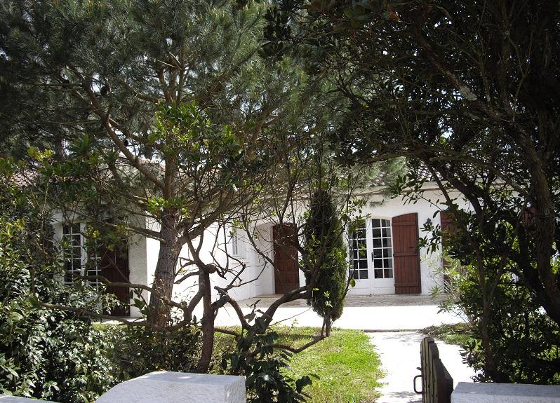 Location saisonnière villa 4 chambres sur le bassibn d'arcachon