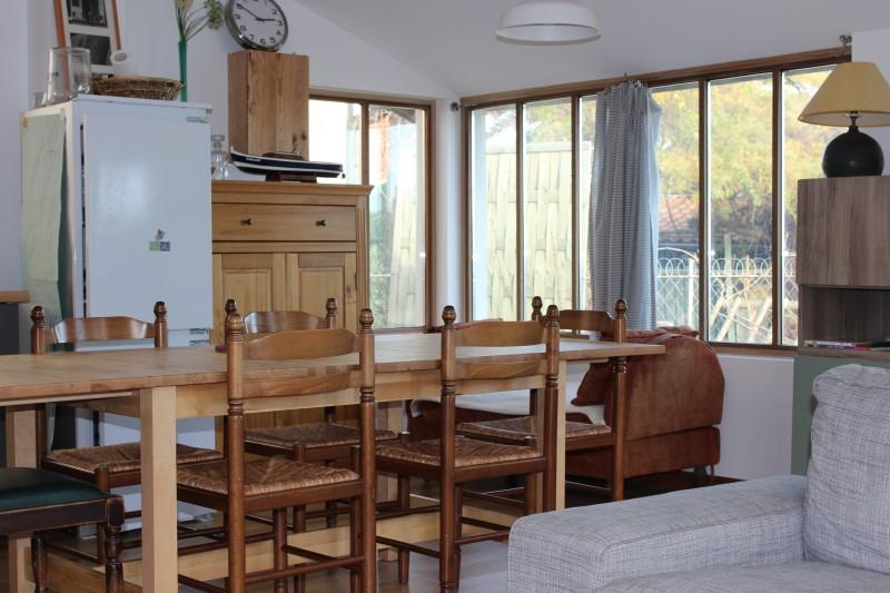 Villa entièrement rénovée avec vue sur le bassin  à louer au cap-ferret
