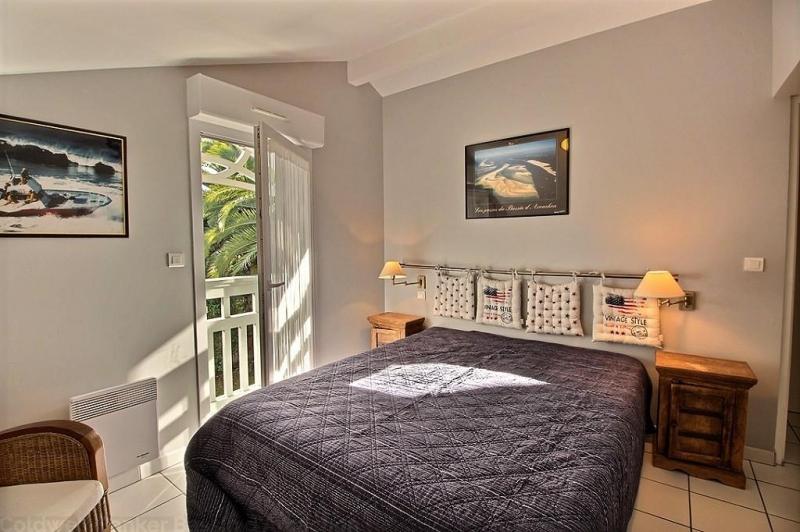 Location villa CAP-FERRET  CENTRE 3 chambres - 6 personnes - proche plages et commerces