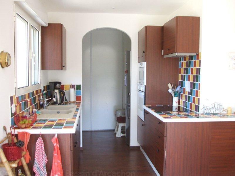 A louer villa 4 chambres à l'Herbe proche cap-ferret