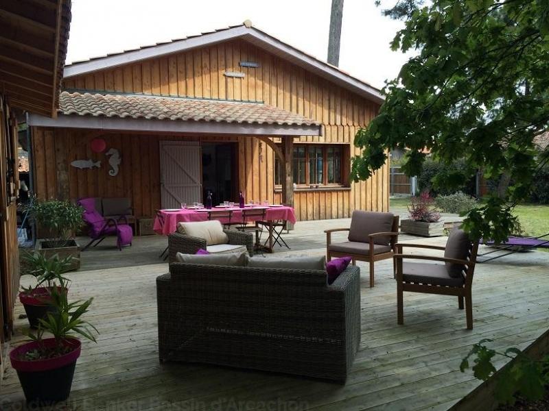 Maison de charme à louer pour 9 personnes sur le Bassin d'Arcachon