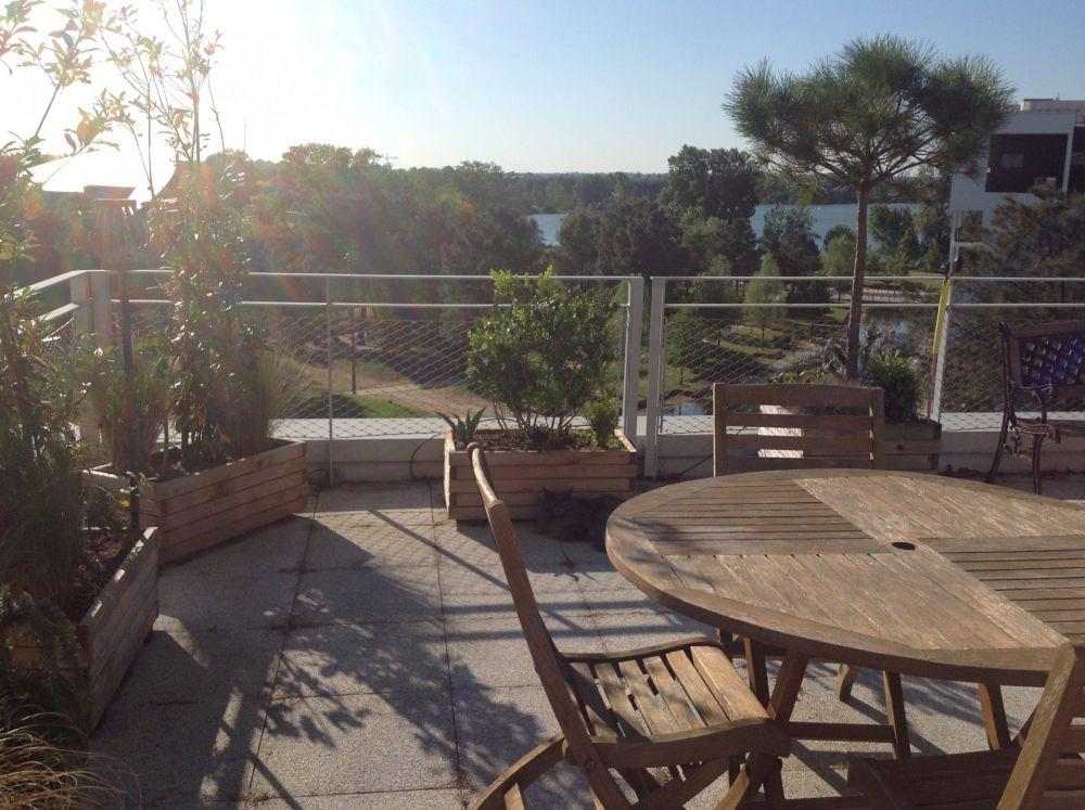 Achat bel appartement neuf en duplex avec terrasse for Logement neuf bordeaux